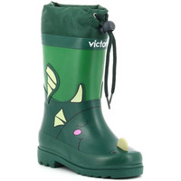 Zapatos Niño Botas de agua Victoria LLUVIA ANIMALES 1060100 vert