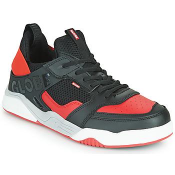 Zapatos Hombre Zapatillas bajas Globe TILT EVO Negro / Rojo