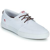 Zapatos Hombre Zapatillas bajas Globe ATTIC Blanco