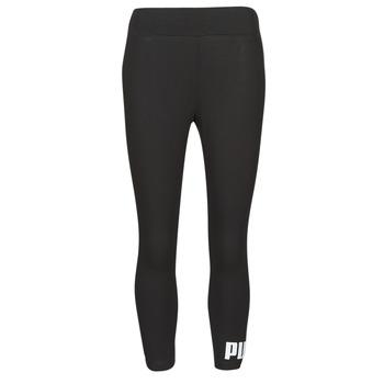 textil Mujer Leggings Puma ESS 3/4 LOGO LEGGING Negro