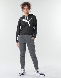 textil Mujer Pantalones de chándal Puma Evostripe Pants Gris / Negro