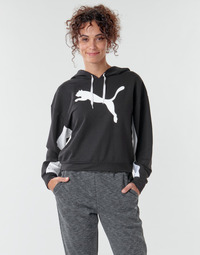 textil Mujer Sudaderas Puma Modern Sports Hoodie Negro