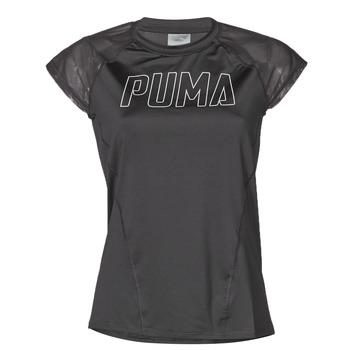textil Mujer Camisetas manga corta Puma WMN TRAINING TEE F Negro