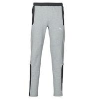 textil Hombre Pantalones de chándal Puma Evostripe Pant Gris / Negro