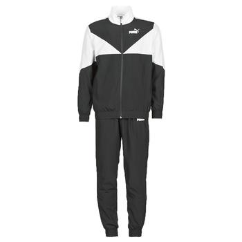 textil Hombre Conjuntos chándal Puma Woven Suit CL Negro / Blanco