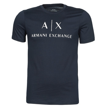 textil Hombre Camisetas manga corta Armani Exchange 8NZTCJ-Z8H4Z Marino
