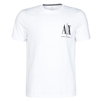 textil Hombre Camisetas manga corta Armani Exchange 8NZTPH-ZJH4Z Blanco