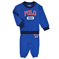 textil Niño Conjunto Polo Ralph Lauren NOELLE Azul