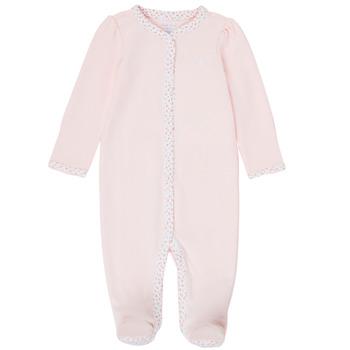 textil Niña Pijama Polo Ralph Lauren PAULA Rosa