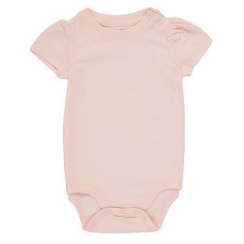 textil Niña Pijama Polo Ralph Lauren POLINE Rosa