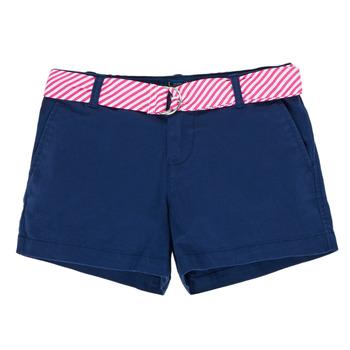 textil Niña Shorts / Bermudas Polo Ralph Lauren FILLI Marino