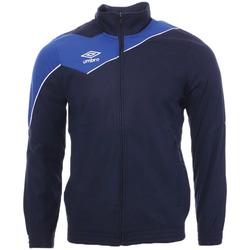 textil Hombre Chaquetas de deporte Umbro  Azul