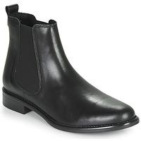 Zapatos Mujer Botas de caña baja Betty London NORA Negro