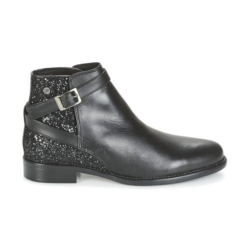 Zapatos promocionales Betty London NORINA Negro  Casual salvaje