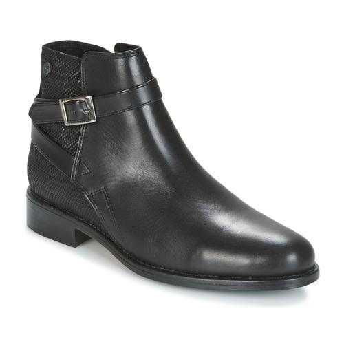 Zapatos Mujer Botas de caña baja Betty London NORINA Negro