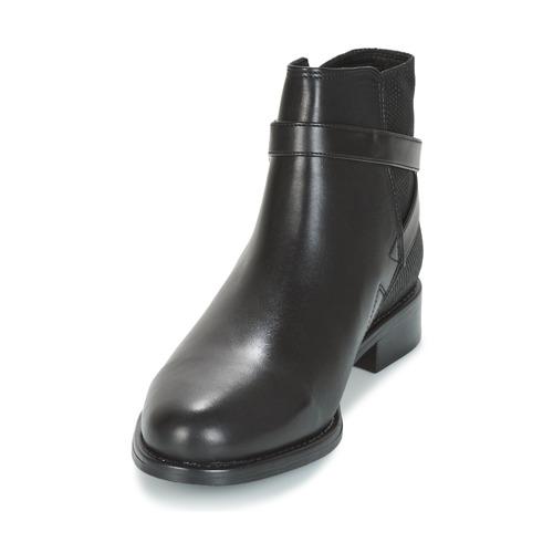 Caña Botas Baja Negro De Mujer tQdrhBoxsC
