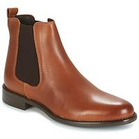 Zapatos Mujer Botas de caña baja Betty London NORA Camel