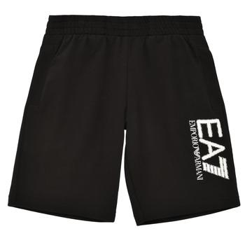 textil Niño Shorts / Bermudas Emporio Armani EA7 3KBS52-BJ05Z-1200 Negro