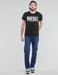 textil Hombre Vaqueros rectos Diesel D-MITHRY Azul