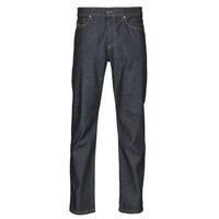 textil Hombre Vaqueros rectos Diesel D-FINNING Azul / Oscuro