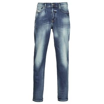 textil Hombre Vaqueros rectos Diesel D-FINNING Azul / Medium
