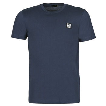 textil Hombre Camisetas manga corta Diesel A00356-0AAXJ-81E Marino