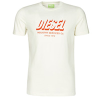 textil Hombre Camisetas manga corta Diesel A01849-0GRAM-129 Blanco
