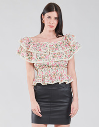 textil Mujer Tops / Blusas Guess SS NEW ISOTTA TOP Rosa
