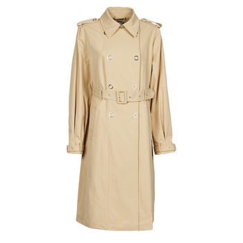 textil Mujer Trench Guess PEGGY TRENCH Beige