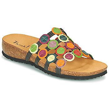 Zapatos Mujer Sandalias Think JULIA Rojo / Verde