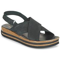 Zapatos Mujer Sandalias Think ZEGA Negro