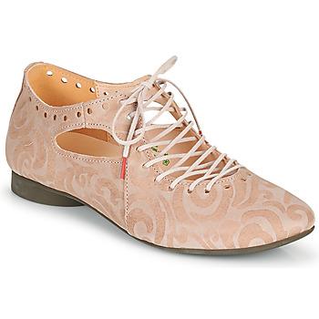 Zapatos Mujer Derbie Think GUAD Rosa