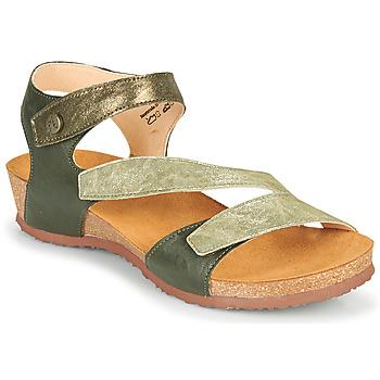 Zapatos Mujer Sandalias Think DOUMIA Verde