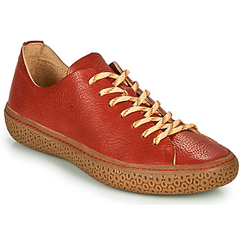 Zapatos Mujer Zapatillas bajas Think TJUB Rojo