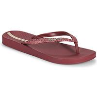 Zapatos Mujer Chanclas Ipanema IPANEMA ANAT LOLITA FEM Rojo