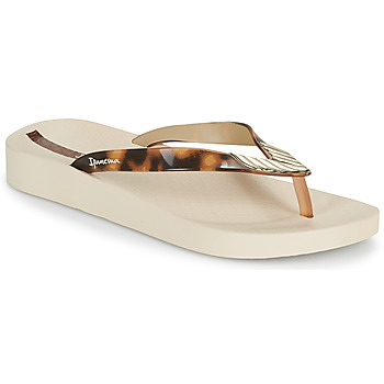Zapatos Mujer Chanclas Ipanema IPANEMA ELEGANCE FEM Beige / Oro