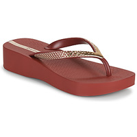 Zapatos Mujer Chanclas Ipanema IPANEMA MESH VI PLAT FEM Burdeo