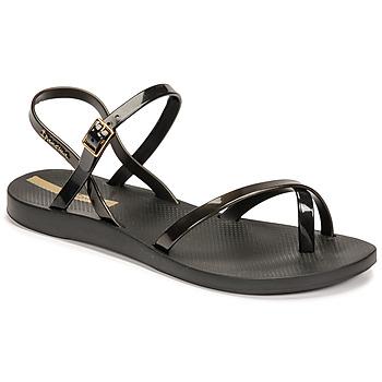 Zapatos Mujer Sandalias Ipanema Ipanema Fashion Sandal VIII Fem Negro