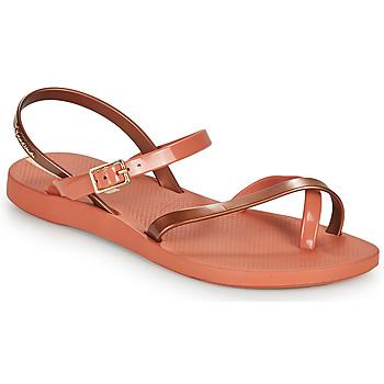 Zapatos Mujer Sandalias Ipanema Ipanema Fashion Sandal VIII Fem Rosa