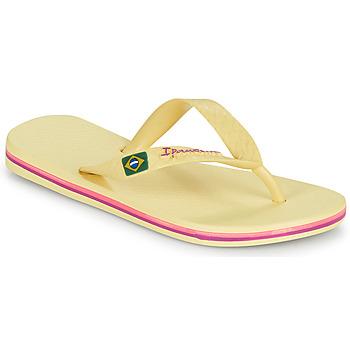 Zapatos Niños Chanclas Ipanema IPANEMA CLAS BRASIL II KIDS Amarillo