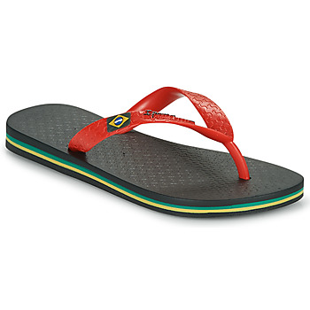 Zapatos Niños Chanclas Ipanema IPANEMA CLAS BRASIL II KIDS Negro / Rojo