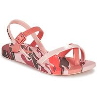 Zapatos Niños Sandalias Ipanema IPANEMA FASHION SAND. VII KIDS Rosa