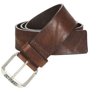 Accesorios textil Hombre Cinturones Replay  Marrón