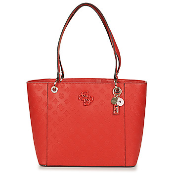 Bolsos Mujer Bolso shopping Guess NOELLE ELITE TOTE Rojo