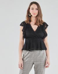 textil Mujer Tops / Blusas Morgan DARLEY Negro