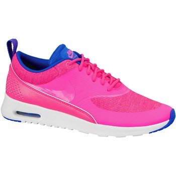 Zapatos Mujer Zapatillas bajas Nike Air Max Thea Prm Wmns  616723-601 Pink