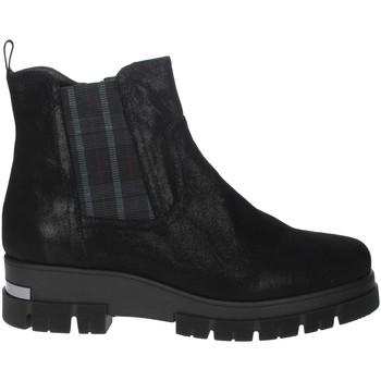 Zapatos Mujer Botas de caña baja Repo B31230-I0 Negro