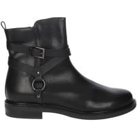 Zapatos Mujer Botas de caña baja Repo B1420-IO Negro
