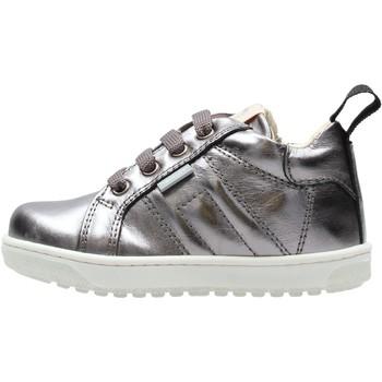 Zapatos Niño Zapatillas bajas Balducci - Polacchino grigio CSP4105 ARGENTO