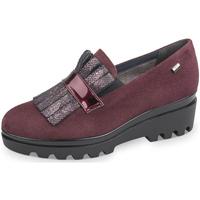 Zapatos Mujer Mocasín Valleverde - Mocassino bordeaux 45124 BORDEAUX